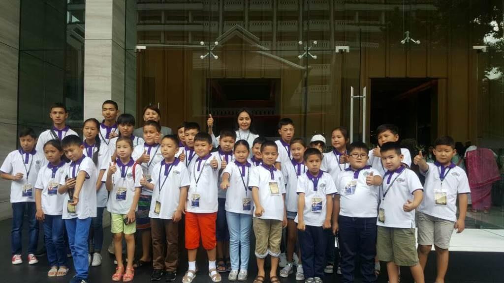 олимпиада в таиланде