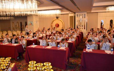 Олимпиада по ментальной арифметике в Антальи, ноябрь 2018